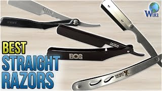 10 Best Straight Razors 2018