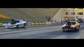 DRAG RACING FINALS ROUND 1 SYDNEY DRAGWAY 13.2.2016