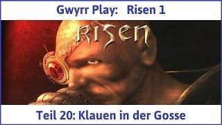 Risen 1 Teil 20: Klauen in der Gosse - Let's Play