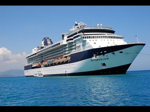 Celebrity Cruise - Millenium Celebrity