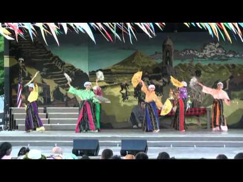 Philippine Cultural Show -5 - PhilFest 2014