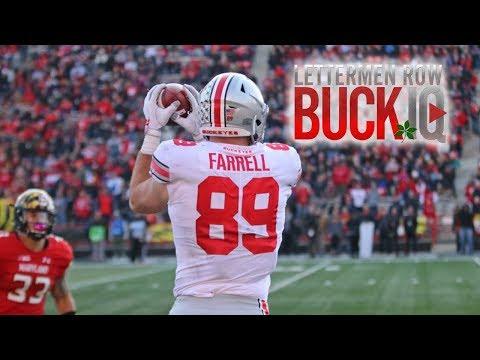 BuckIQ: Tight end Luke Farrell emerging as key cog in Ohio State offense