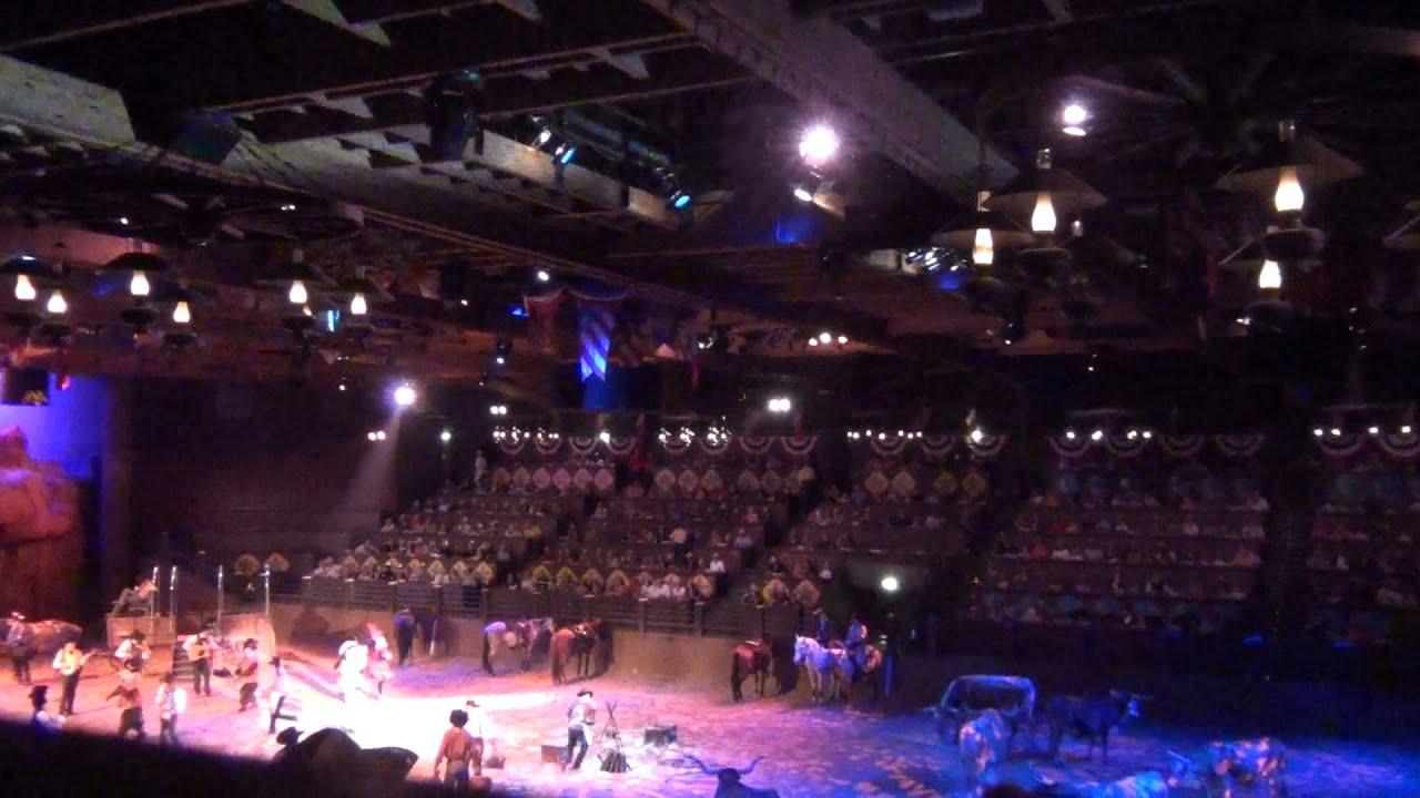 Disneyland Paris Disney Village Buffalo Bill Wild West Show With Mickey And Friends Youtube