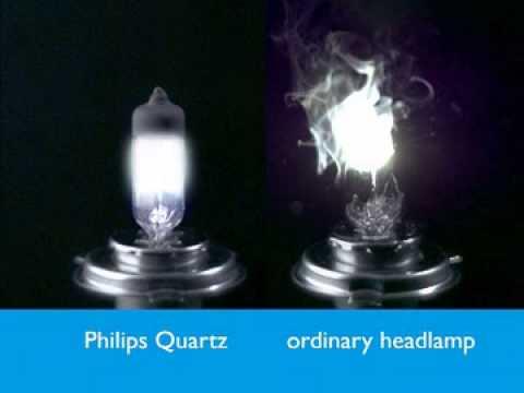 Philips Quartz-Glass Technology Explained