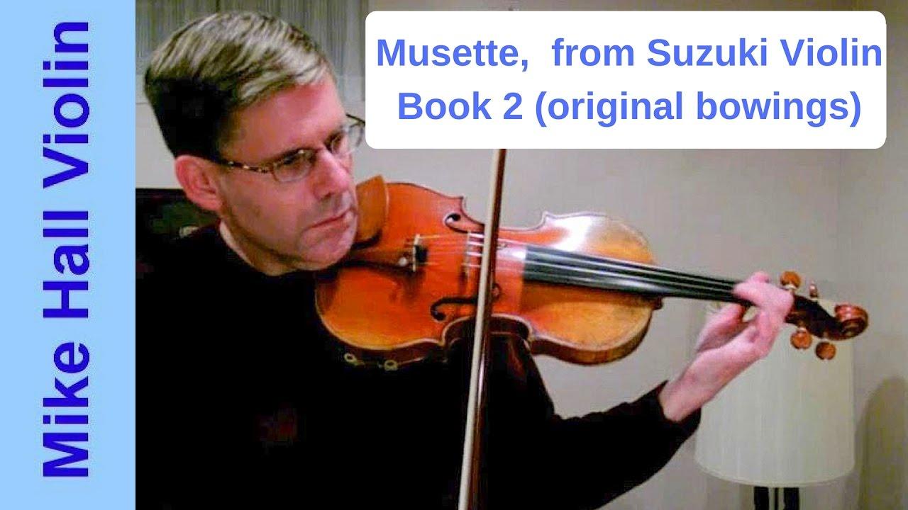 You Tube Suzuki Violin Book
