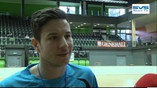 SVS Kiebner & Generali Fußball Cup im Multiversum Schwechat