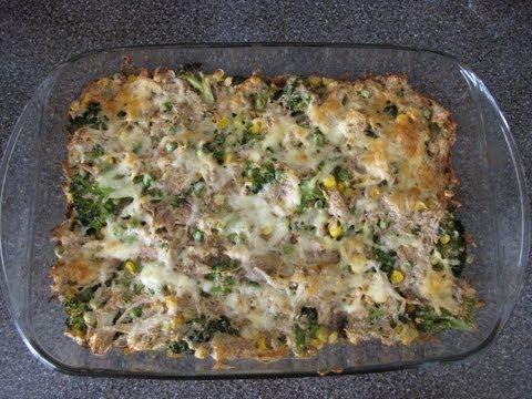 Easy Chicken Casserole Recipe - Chicken Broccoli Casserole Recipe