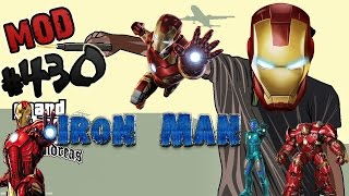 Обзор модов GTA San Andreas #430 - Iron Man ▓▓▓▓▓
