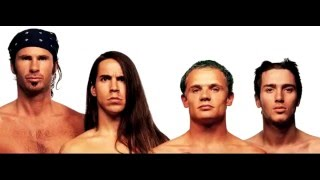 Red Hot Chili Peppers - Give it Away - Guitar backing track with vocals/ Download Link