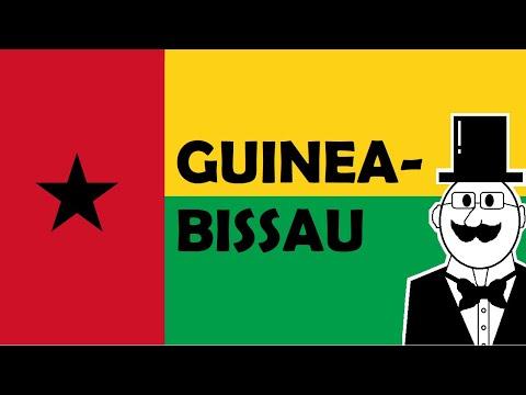 A Super Quick History of Guinea-Bissau