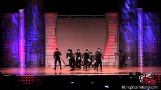 JABBAWOCKEEZ    Performance (EL MEJOR BAILE DE TODOS) 2014