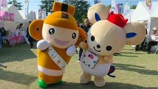Japanese Mascot Olympics!   NOVEMBER IN JAPAN