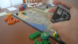 Secret Weapons of the Third Reich - Example of Play - Turn 1 (1938)
