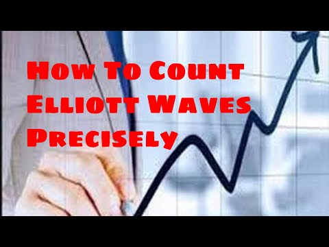 How To Count Elliott Waves Precisely