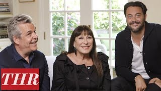 "Video Anjelica, Danny & Jack Huston on Their ""United Dedication to Each Other"" 
