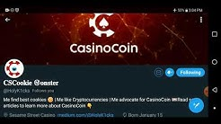 CasinoCoin Will Be the Next Ethereum for Gambling?