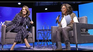 Oprah's 2020 Vision Tour Visionaries: Tina Fey Interview