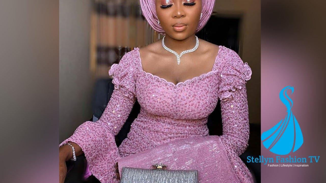 2020 Latest Elegant and Fascinating Asoebi/Ankara Dress Styles: African Print Style Collection