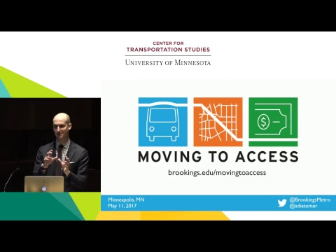 Spring Luncheon: Moving to Access—Is the Current Transport Model Broken?