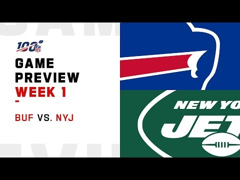 Buffalo Bills Vs. New York Jets   Week 1 Game Preview   Move The Sticks