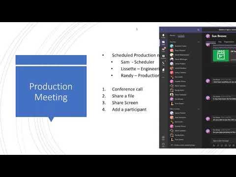 Microsoft Teams for Manufacturing Webinar