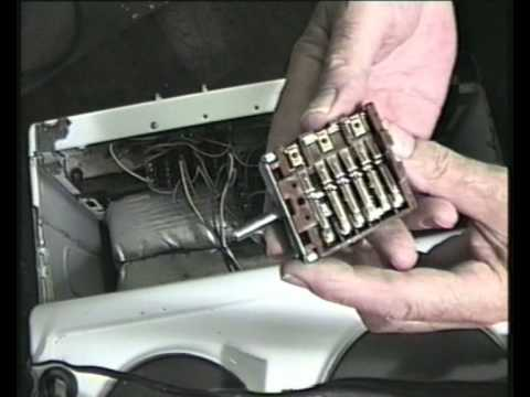 belling cooker wiring diagram 2000 harley softail how to replace fit a hob oven regulator youtube