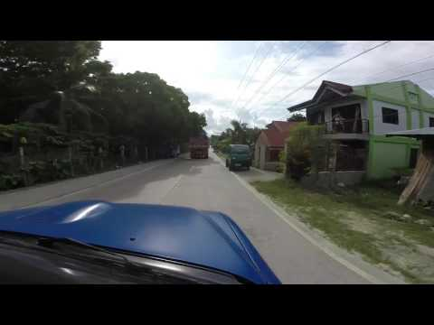 Tagbilaran City to Valencia Bohol 5 20 17