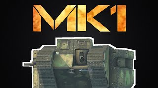 MK1: A tank to never forget.(Cinamatic video wot blitz, GG)