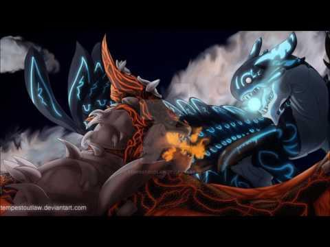 Custom Themes: Acnologia vs Deathwing - YouTube