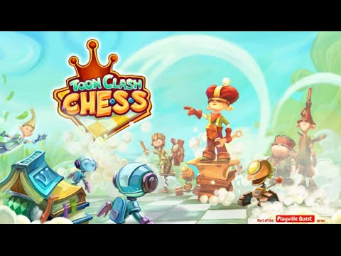 Тoon Clash Chess Android Gamelay (HD)