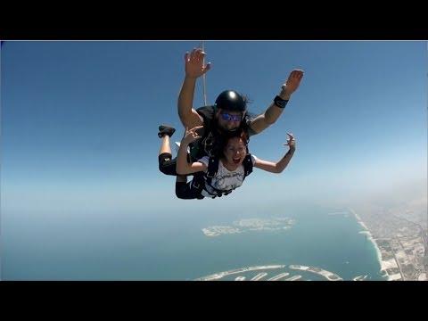 Skydiving games free online