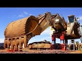 [World Amazing]  Heavy Latest Monster Excavator Cracking Operated - Awesome Modern  Machines Truck