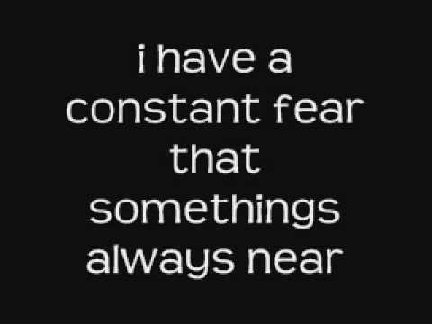Iron Maiden - fear of the dark lyrics