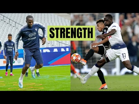 Download Moussa Sissoko GYM WORKOUT - How to Boss the Midfield