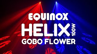 Equinox Helix 100W Gobo Flower