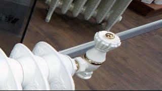Чугунные ретро радиаторы EXEMET и безопасность квартиры(, 2015-07-10T22:54:07.000Z)