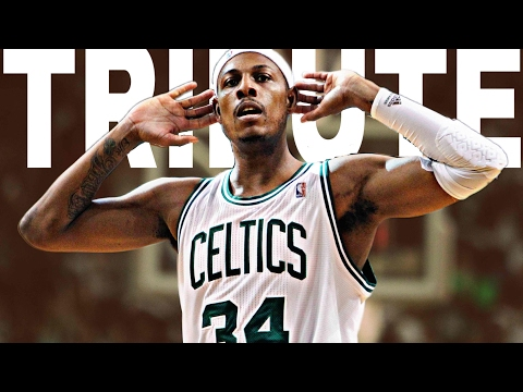 "Paul Pierce ""Never Forget You"" Celtics Tribute ᴴᴰ"