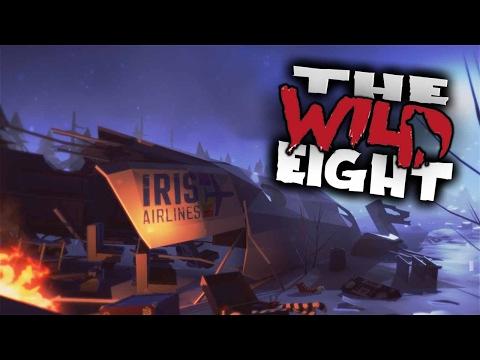 The Wild Eight Gameplay - Hardcore Coop Survival in Frozen Alaska w Gray (Let's Play The Wild Eight)