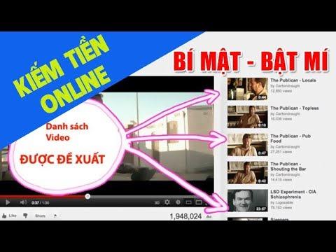 Cách Để Video Được Đề Xuất Trên Youtube rất đơn giản mà hiệu quả ngay