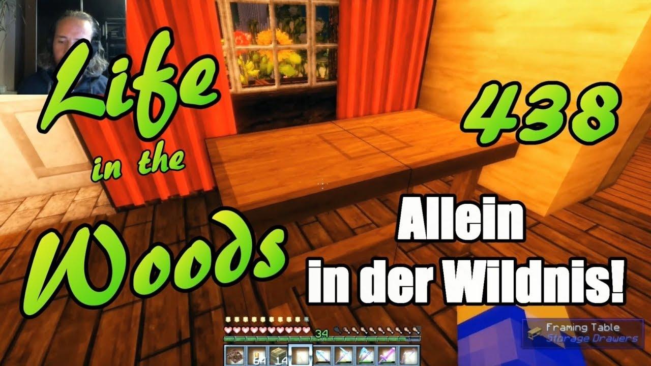 LIFE IN THE WOODS 438 Framing Table: So funktioniert er! - YouTube