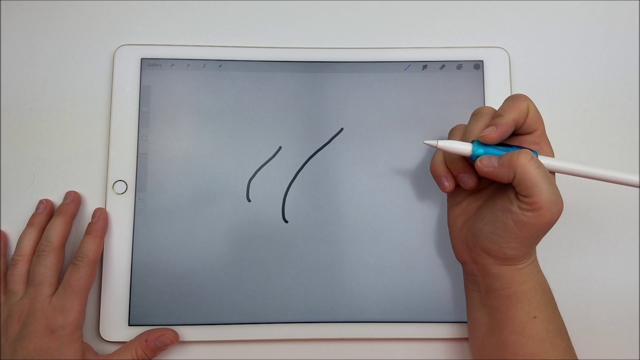 Drawing Lines Xcode : Perfectly smooth lines everytime how to tutorial using