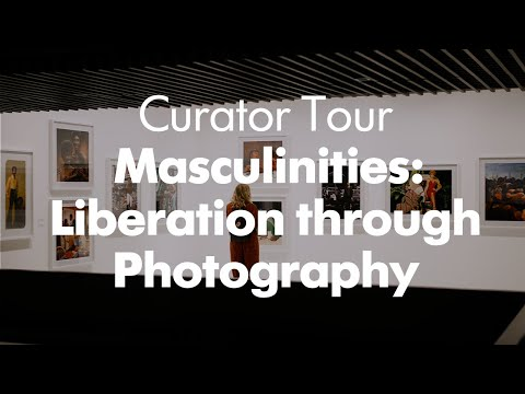 Curator Tour: Masculinities: Liberation through Photography at the Barbican Art Gallery