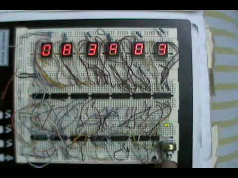 reloj digital ITZ  YouTube