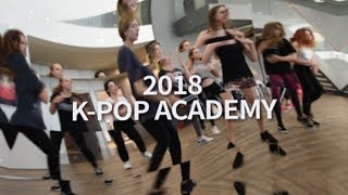 Intro Video of 2018 K-POP ACADEMY in Poland After Party