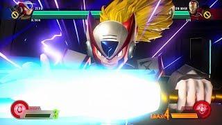 Marvel vs Capcom Infinite - All Hyper Combo Supers