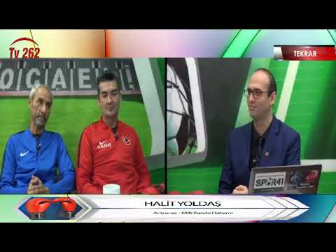TV 262 - SPOR41 5.BÖLÜM   TV262