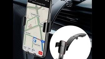 Giá đỡ ô tô Baseus Age Gravity dễ sử dụng.