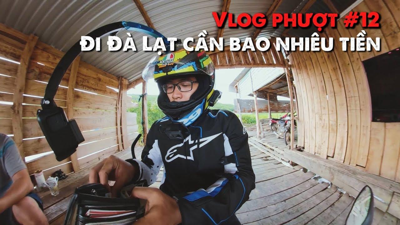 Chi phí để đi Đà Lạt - Cầm 500k đủ không? | Vlog Phượt #12