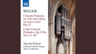 30 Little Chorale Preludes, Op. 135a: No. 24. Vom Himmel hoch, da komm ich her