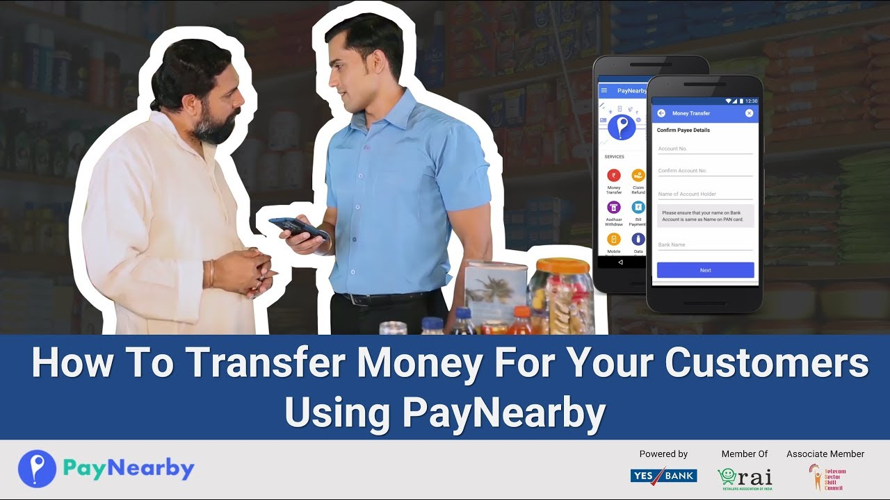 Know How To Register On PayNearby To Offer Banking And Digital Services
